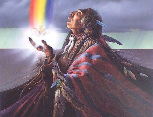 The things that a Shaman sees: